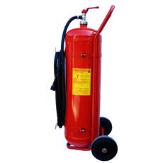 Stingator transportabil cu spuma mecanica